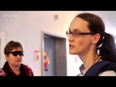 Rehabilitation with Argus II - Retinal Implant - Bionic Eye - Retinal Prosthesis System 4