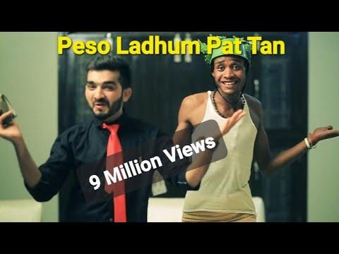 Peso Ladhum Pat Tan by Zohaib Chandio ( Sindhi Comedy Song )