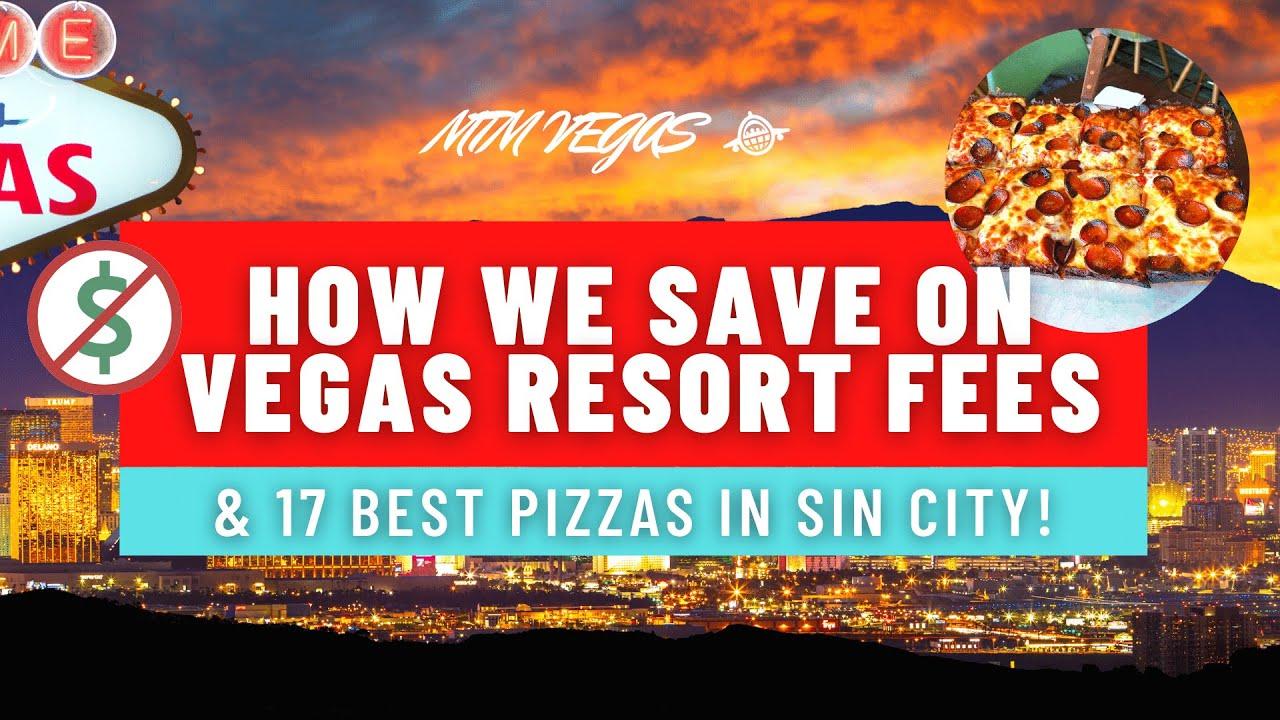 Avoiding Vegas Resort Fees in 2021, 17 Best Spots for Pizza & Rio to Become a Hyatt!