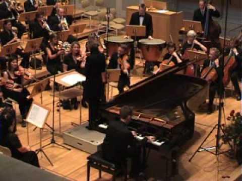 Grieg Piano Concerto, 3rd Mvt.  Pawel Mazurkiewicz