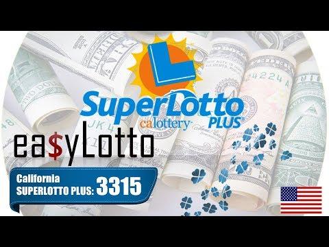 SUPERLOTTO PLUS Winning Numbers Jan 9 2019