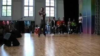 Fomin Alexander aerobics
