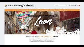 Zoom sur Shopping en Ville à Laon