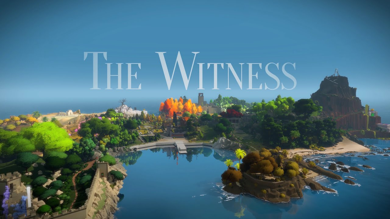 The Witness - Trailer