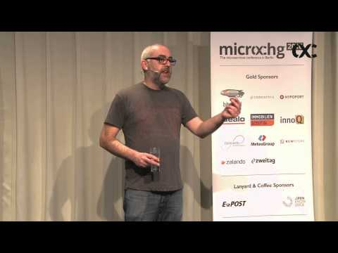 microXchg 2016 - James Lewis : Go faster than your competitors