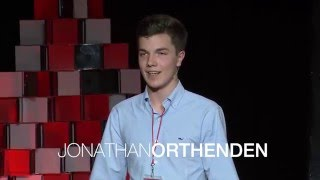 Start by getting sued | Jonathan Ortheden | TEDxBeaconStreet