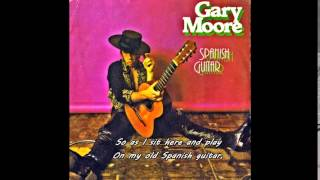 Phil Lynott & G. Moore - Spanish Guitar | Lyrics
