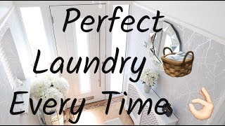 Laundry Hacks & Tips Everyone Should Know!