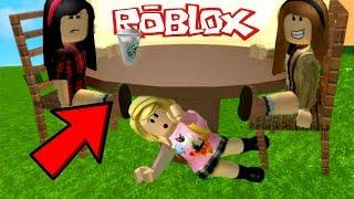 SUSPICIOUS GIRLS IN STARBUCKS..HMM | Roblox Roleplay Pokemon Brick Bronze #2