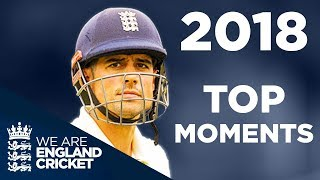 Top 10 Moments of 2018 | Vote For Your Favourite!