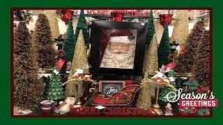 Christmas Decor Shopping At Hobby Lobby! 2018