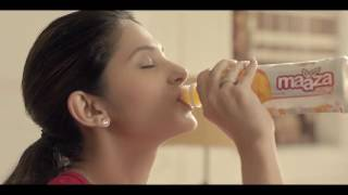 Maaza Father Daughter TVC 2016