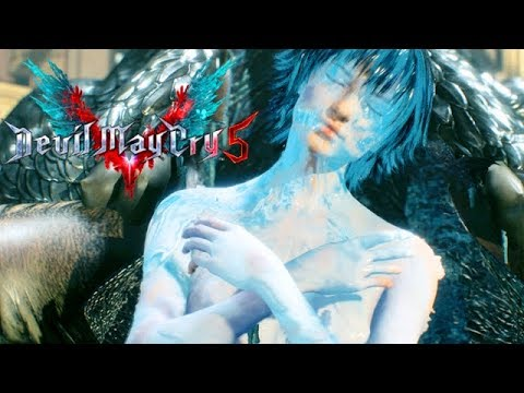 Devil May Cry 5 Gameplay German #04 - Artemis Lady Boss Fight thumbnail