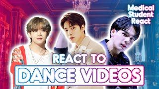 American Reacts to K-Pop/J-Pop Dance Videos (BTS, JO1, MONST…