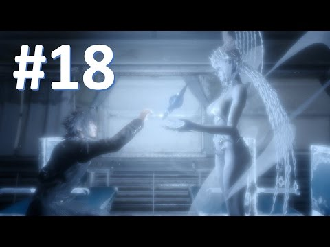 Final Fantasy XV - Just The Story Part 18 - Breath of the Glacian