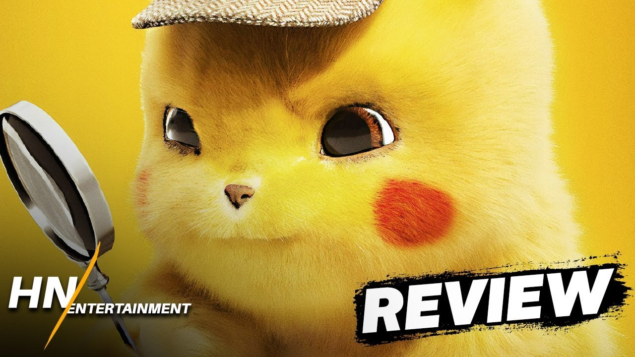 'Detective Pikachu' Reviews: Did This Movie Actually Break The Video Game Curse?