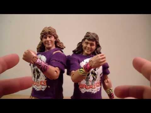 WWE Legends Rockers 2 Pack Figure Review