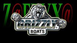 Катера и лодки Grizzly на выставке Боут Шоу в Москве - 2016г