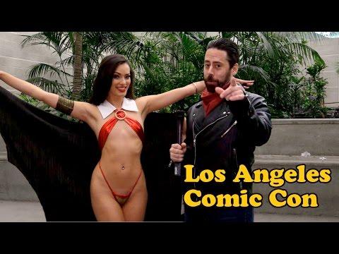 Los Angeles Comic Con Best Cosplay 2016 #ThatCosplayShow