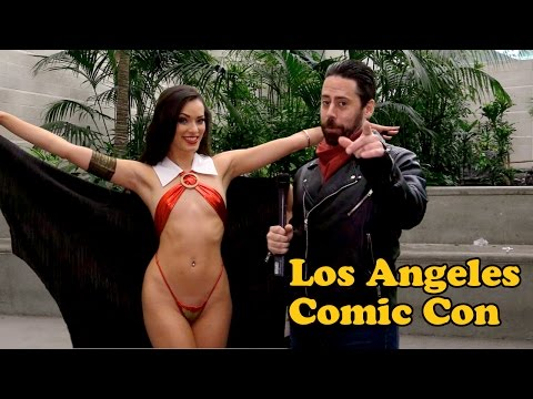 Los Angeles Comic Con Best Cosplay 2016 #ThatCosplayShow