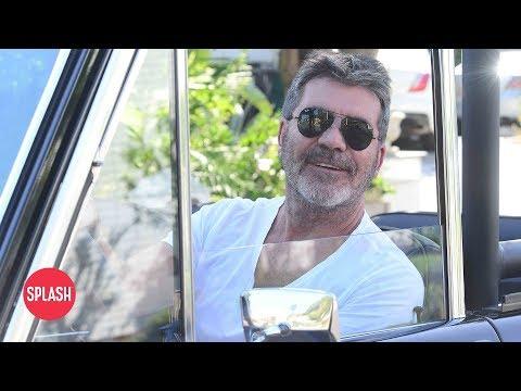 Details on Simon Cowell's New $25M Malibu Home | Daily Celebrity News | Splash TV