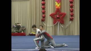 Братья-акробаты готовятся стать чемпионами мира