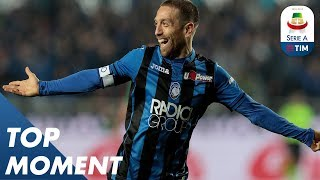 Atalanta led 2-0 through alejandro gomez and mario pasalic goals, both assisted by josip ilicic | serie a this is the official channel for a, provi...