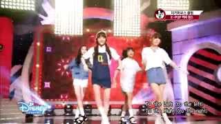 《Mickey Mouse Club》SMROOKIES GIRLS - I'm your girl(S.E.S)(歌詞中字)(Chinese Lyrics)