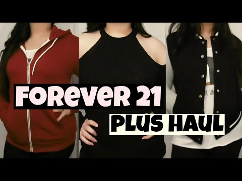 Forever Plus Clothing Try