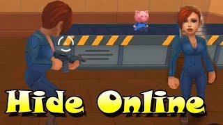 Прятки онлайн Первое место - Hide Online