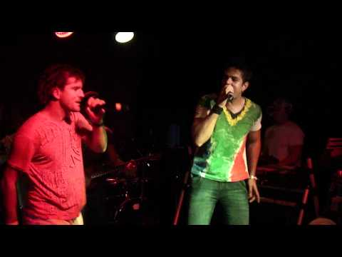 Serginho Fernandes convidado da banda Patchanka