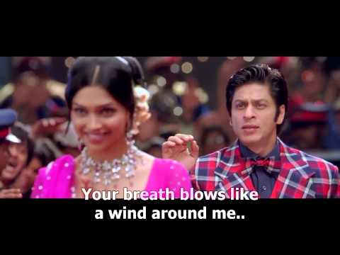 Ajab Si   Om Shanti Om with english subtitles HD