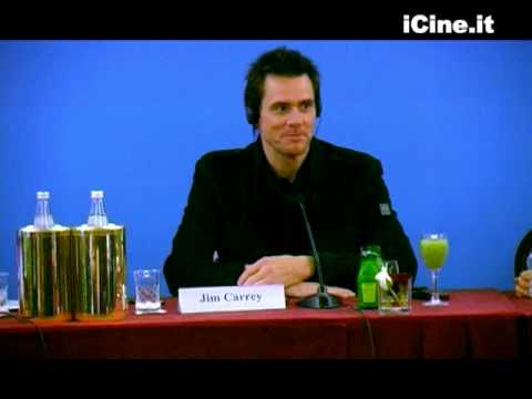 YES MAN - Jim Carrey Zooey Deschanel Peyton Reed PRESS CONFERENCE STAMPA 2 Roma PREMIERE Mp3