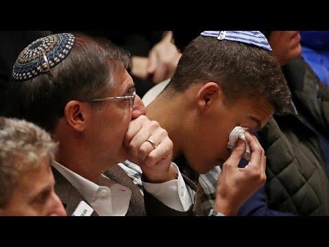 مسلمون أمريكيون يجمعون تبرعات لليهود ضحايا إطلاق النار في بنسلفانيا…