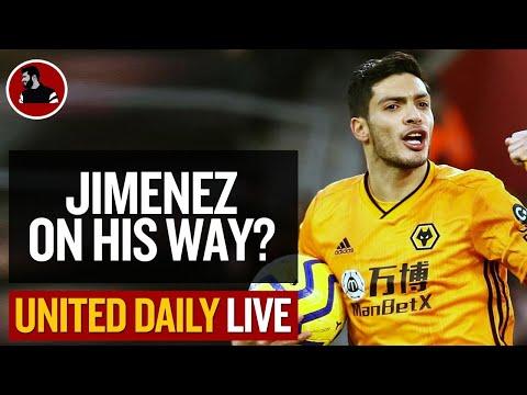 Jimenez Set For United?! | Man Utd Latest News