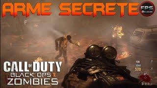 tuto zombie bo2 comment faire larme secrete jet gun mode tranzit black ops 2 fps belgium