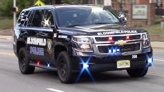 Police Car Responding Compilation Part 2
