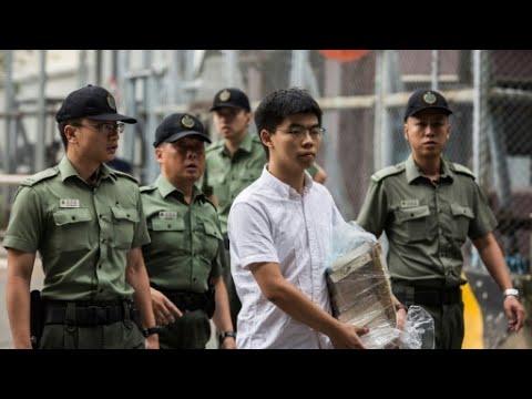 هونغ كونغ: زعيم طلابي يدعو لمواصلة الاحتجاجات ويطالب رئيسة الحكومة بالتنحي  - نشر قبل 4 ساعة