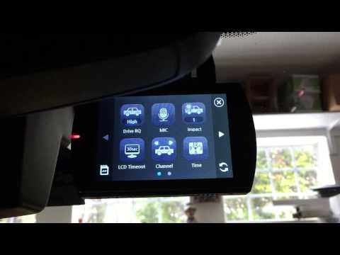Compustar Dash Cam format SD card