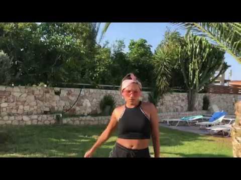 Burns Ft Maluma & Rae Sremmurd   Hands On Me сhoreo By Marina Malyguina