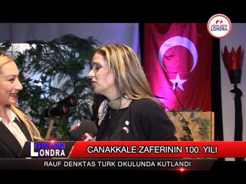 Adim Adim Lonra Programi - Rauf DENKTAS Turk Okulu - 28.03.2015