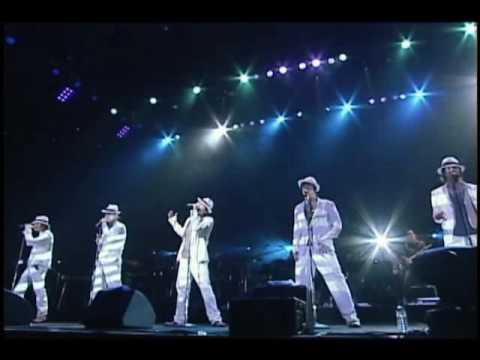 東方神起 - Try My Love ; Soul Power in Osaka (070811)