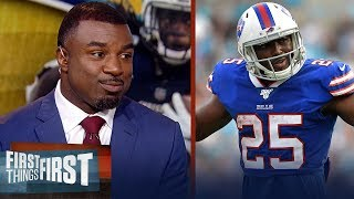 Brian Westbrook talks LeSean McCoy signing with Chiefs & Gordon's holdout | NFL | FIRST THINGS FIRST
