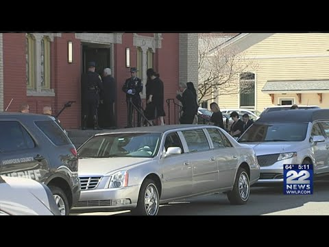 Loved ones pay last respects to Clara Sarno Monday
