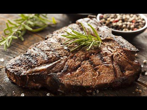 Съешь 2 кг мяса за час или плати 3 ЧЕЛЛЕНДЖ #съешьилиплати#челлендж#стейк