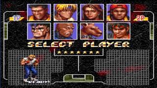 OpenBoR games: Streets of Rage XXX playthrough - part 1/3