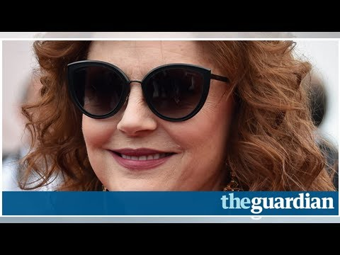 Susan sarandon is wrong about hillary clinton   letters