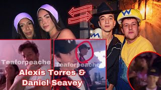 Alexis Torres and Daniel Seavey Together Again *RELATIONSHIP?!*