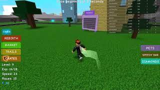 Roblox Speed Simulator 2