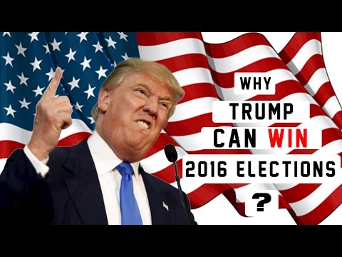 US Elections 2016: Donald Trump Dominating Social Media To Become Next President?